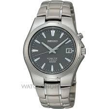 "men s seiko titanium kinetic watch ska211p1 watch shop comâ""¢ mens seiko titanium kinetic watch ska211p1"