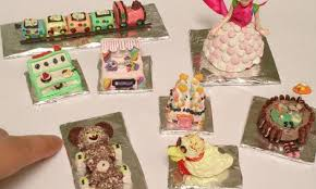 The Australian Womens Weekly Childrens Birthday Cake Book Started