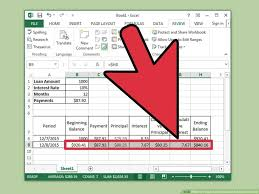 loan amortization excel extra payments excel amortization schedule with extra payments template