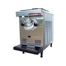 saniserv df200 6 qt countertop soft serve ice cream yogurt machine for