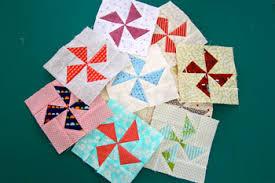 29 Patterns to Make a Pinwheel Quilt | Guide Patterns & Pinwheel Block Tutorial Adamdwight.com