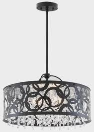 drum pendant shade only
