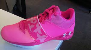 under armour breast cancer. under armour micro g bloodline - breast cancer awareness c