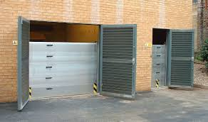 garage door flood barrierFlood Defences from Flood Control International