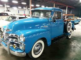 1954 Chevrolet 3100 5-Window Pickup for Sale | ClassicCars.com ...
