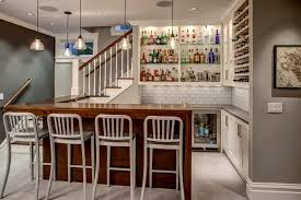Basement Bar Ideas Hgtvcom On Design