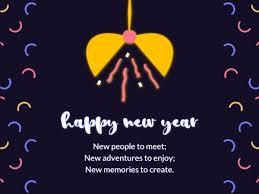 Happy New Year Card Card Maker Create Custom Photo Cards Online