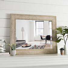 bathroom mirrors framed. Weathered Wood Framed Wall Mirror, 22x28 Bathroom Mirrors
