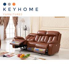 china promotional functional genuine leather recliner sofa set china sofa recliner