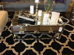 Mirrored Trunk Coffee Table Mirror Top Coffee Table 670x334 Px Coffee Table5 Of Bassett