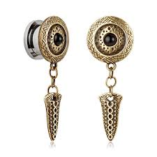 China <b>bronze</b> earring