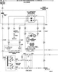 a c compressor wiring diagram 2000 wrangler wiring diagram libraries 1994 jeep yj ac wiring diagrams wiring diagrams scematicjeep wrangler ac wiring diagram wiring diagrams scematic