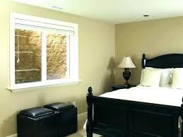 basement bedroom ideas with no windows window bay bench i bay window ideas bedroom