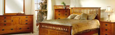 Red Oak Bedroom Furniture Mission Bedroom Set