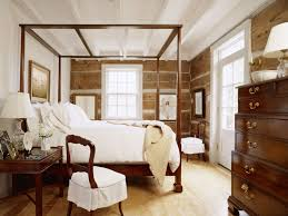 Make The Most Of Small Bedroom Bedroom Small Brown Traditional Wooden Varnished Canipy Bed