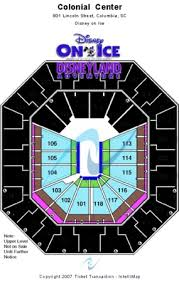 Colonial Life Arena Tickets In Columbia South Carolina