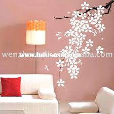 tulip wall decals wall decor decals simple home decoration wall sticker decal decorations wall sticker decal