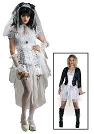 gothic bride of chucky costume