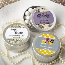Heart Shaped Mint Tin Wedding Favors