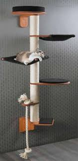 wall mounted cat furniture. Plain Mounted Wall Mounted Cat Tree Model Wendelin Design Wandkratzbaum Modell  Wendelin In Furniture