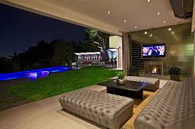 Modern Living Room With Fireplace Interior Design Ideas Living Room With Fireplace House Decor