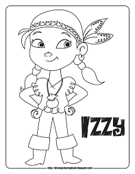 jake and the never land pirates coloring pages coloring sheets ...