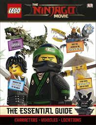 LEGO Ninjago Movie - The Essential Guide by DK Hardcover Book for sale  online