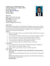 RAVELOMANANA FIDELYS RESUME FOR INTERNATIONAL SALES RAVELOMANANA FIDELYS RESUME FOR INTERNATIONAL SALES. BAQI ER MALU NUMBER 98 ROOM 301 YUEXIU DISTRICT, GUANGZHOU, CHINA TEL: 0086 ...