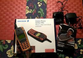 Ericsson R250s Pro with Box by Redfield ...