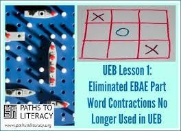 Ebae Braille Chart 41 Best Braille Images Braille Reader Teaching Teaching