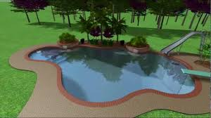 swimming pools with slides and diving boards. Plain Diving Inside Swimming Pools With Slides And Diving Boards YouTube