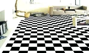 glamorous vinyl checkerboard floor l2361787 checd vinyl flooring black and white checkerboard floor kitchen black white