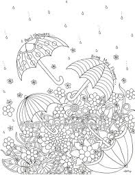 We hope you enjoy our spring coloring pages. Coloring Page April Showers Bring May Flowers Printable Etsy Valentine Coloring Pages Coloring Pages Flower Coloring Pages