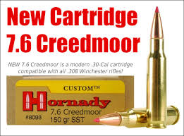 7 62 X51 Reloading Chart The New 7 6 Creedmoor Best 30 Cal Cartridge Ever Daily