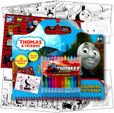 The grand king of the railway story, printable james thomas and percy the train coloring steam engine pictures to color coloring pages with lovely woodland backgrounds. Amazon Com Thomas The Train Coloring Activity Set With Twist Crayons Coloring Book Activity Pages 1 Large Sheet Of Stickers Plus 1 Fun Separately Licensed Coloring Activity Sticker Toys Games