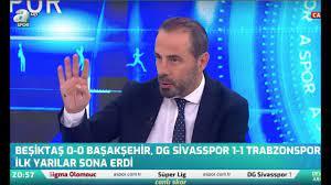 Beşiktaş 1 - 1 Başakşehir -/ Sivasspor 1 - 1 Trabzonspor Devre Arası  Yorumları / A spor - YouTube