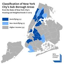 report yzes new york city s gentrifying neighborhoods and finds dramatic demographic shifts