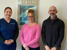 Los Alamos Visiting Nurse Service Welcomes Co-Medical Directors Dr. Patrick  Martin And Dr. Stephanie Lucero