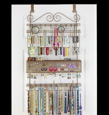 Wall Jewelry Organizer Jewelry Organizer Jewelry Hanger Advice For Your Home Decoration
