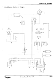 dan s motorcycle wiring diagrams auxiliary and accessory circuit starting and charging circuit