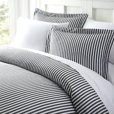 grey and white striped bedding pinstripes duvet cover king set vertical stripes bed