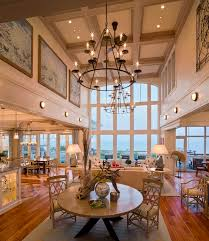 home ceiling lighting ideas. Living Room Design Coffered Ceiling Lighting Ideas Chandelier Suspended Home