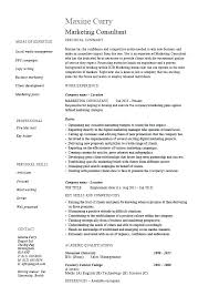 Resume Of Hr Consultant Personal Assistant Sap Hr Consultant Resume ...