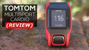 tomtom spark multisport hrm review