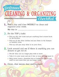 cleaning bedroom tips.  Tips Daily House Cleaning Checklist Bedroom Tips How To Keep Clean And Organized  Teenage Deep Your Pdf  In Cleaning Bedroom Tips