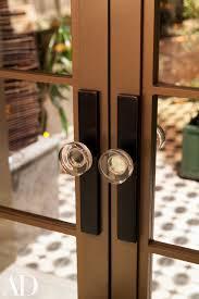 modern glass door knobs. Emtek Modern Crystal Door Knobs Glass