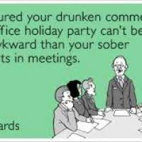 ... CHRISTMAS Hipster party quickmeme Source  Rest assured your drunken  comments at the office holiday party can t be any more