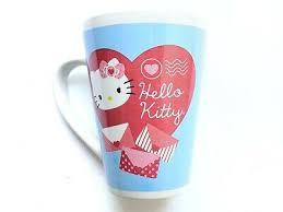 Start your day off right with a custom mug! Sanrio Hello Kitty Coffee Mug With Postal Design Megatoys Brand 10 99 Picclick