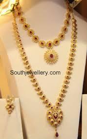 Mango Design Gold Chain Cz Stones Mango Haram Gold Jewellery Design Jewelry Model