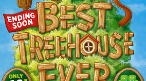 Best Treehouse Ever By Scott Almes And Green Couch Games By Jason Treehouse Games Canada